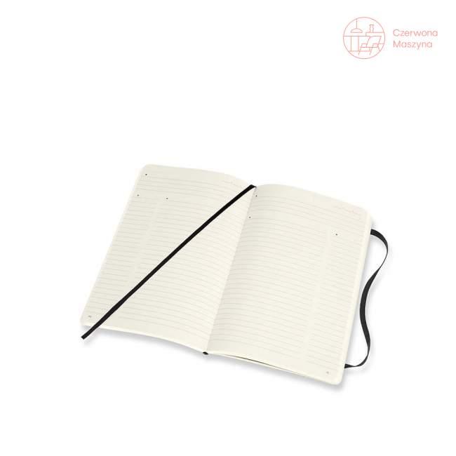 Notes Moleskine PROFESSIONAL L, miękka oprawa, 192 strony, czarny