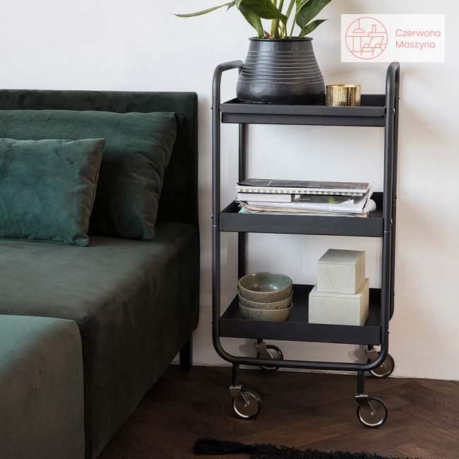 Wózek pomocniczy House Doctor Roll, 85 cm, Black