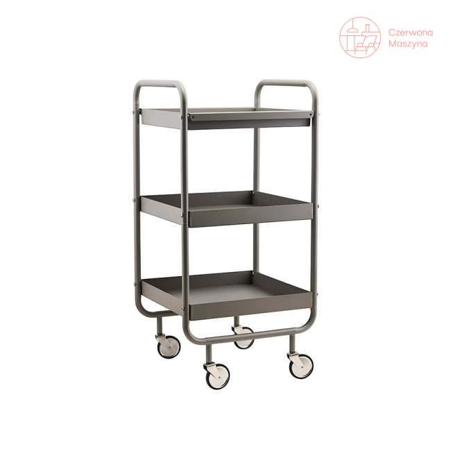 Wózek pomocniczy House Doctor Roll, 85 cm, Grey
