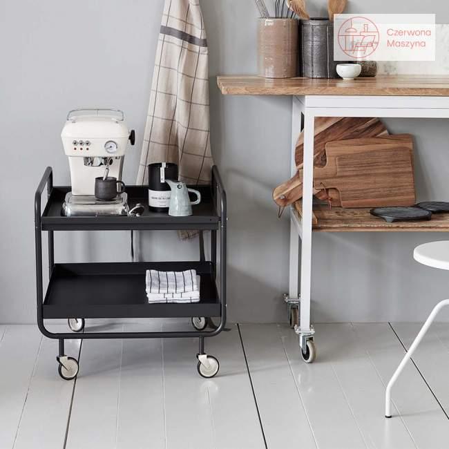 Wózek pomocniczy House Doctor Roll, 60 cm, Black