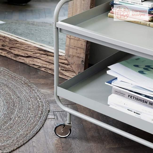 Wózek pomocniczy House Doctor Roll, 60 cm, Grey