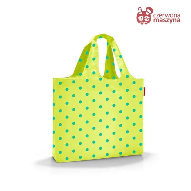 Składana torba Reisenthel Mini Maxi Beachbag 40 l lemon dots