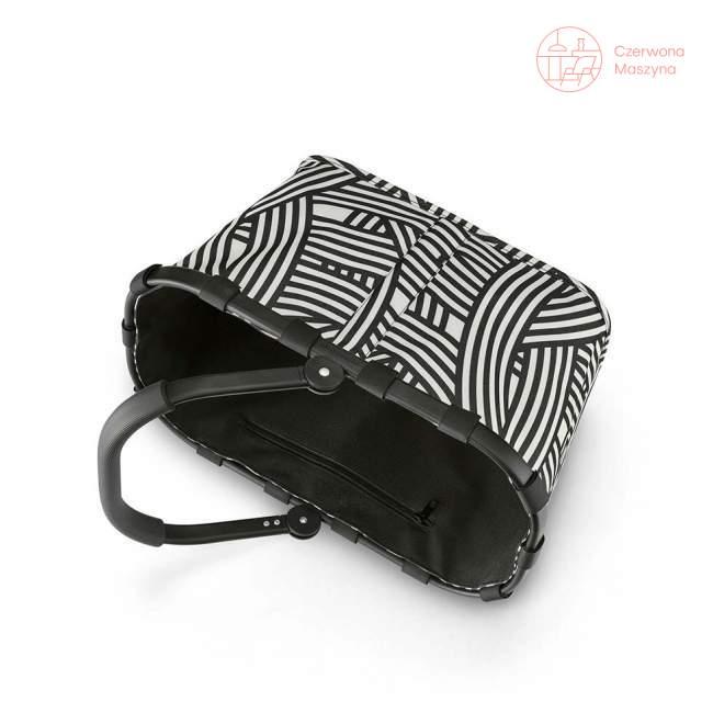 Koszyk na zakupy Reisenthel Carrybag, 22 l, czarny
