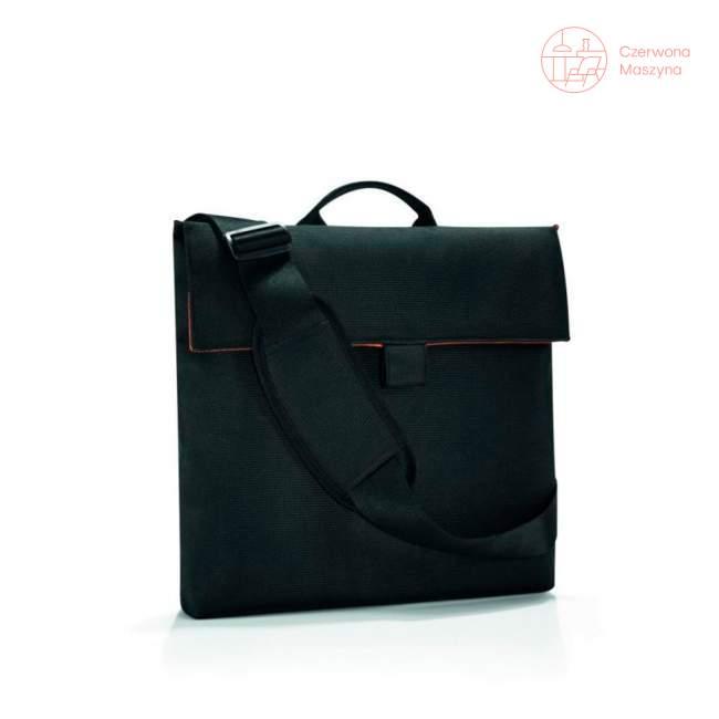 Torba Reisenthel Courrierbag 12 l, black