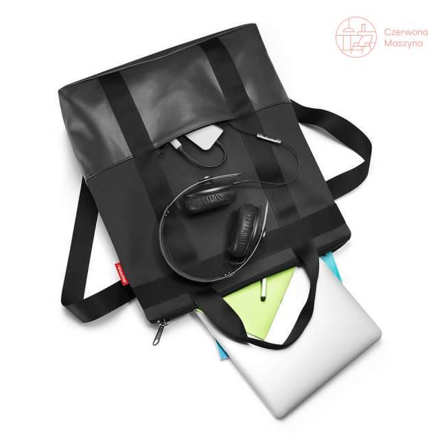Torba / plecak Reisenthel Daypack Canvas 18 l black