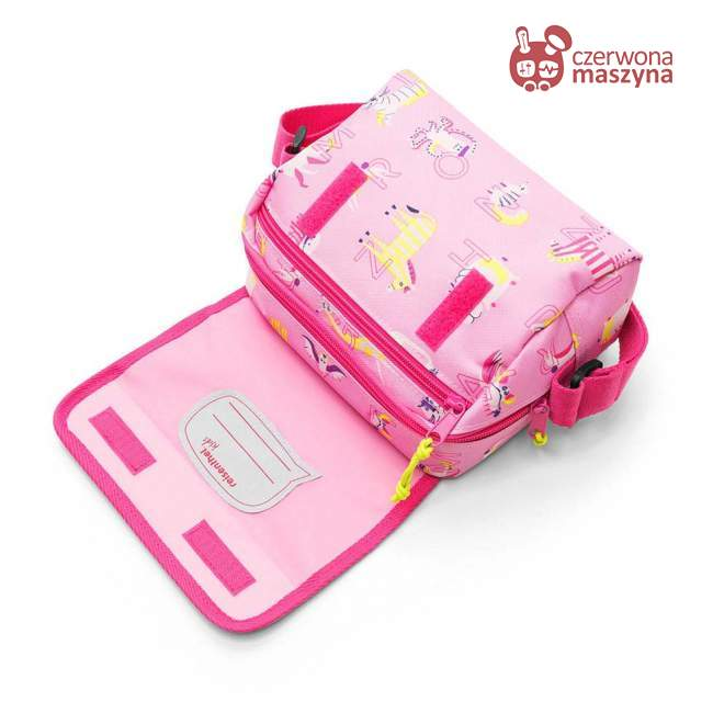 Torba Reisenthel Everydaybag Kids abc friends pink