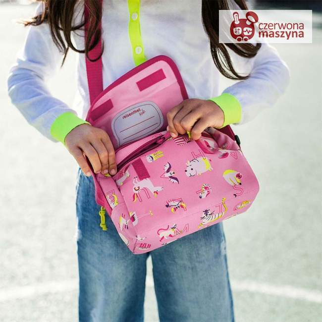 Torba Reisenthel Everydaybag Kids abc friends blue