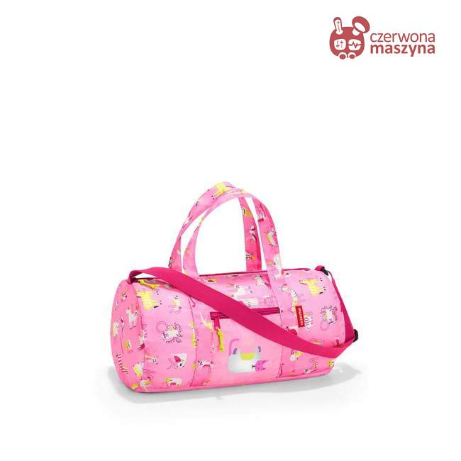 Dziecięca torba Reisenthel Kids abc friends pink
