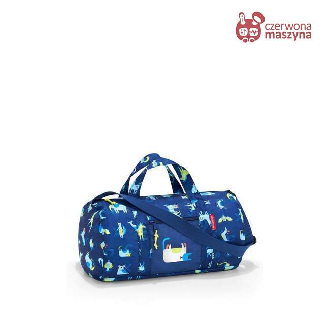 Dziecięca torba Reisenthel Kids abc friends blue