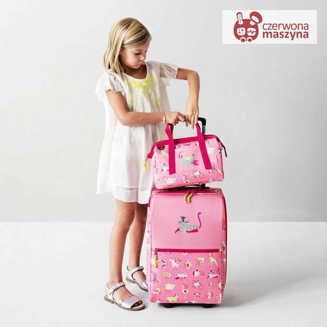 Torba Reisenthel Allrounder XS Kids abc friends pink