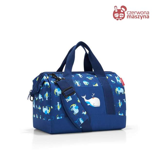 Torba Reisenthel Allrounder M Kids abc friends blue