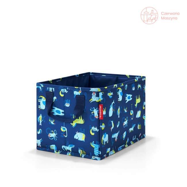 Pudełko Reisenthel Storagebox Kids abc friends blue