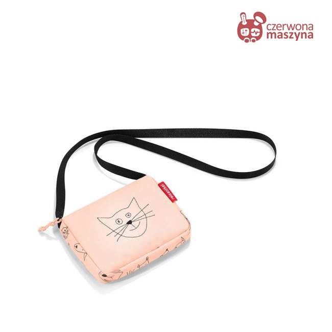 Torebka Reisenthel Itbag Kids cats and dogs rose
