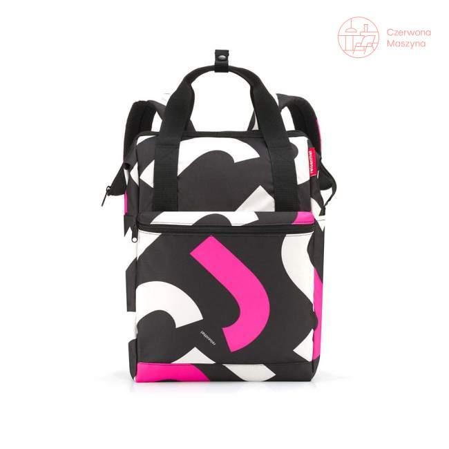 Plecak/ torba Reisenthel Allrounder R large 23l signature bold pink