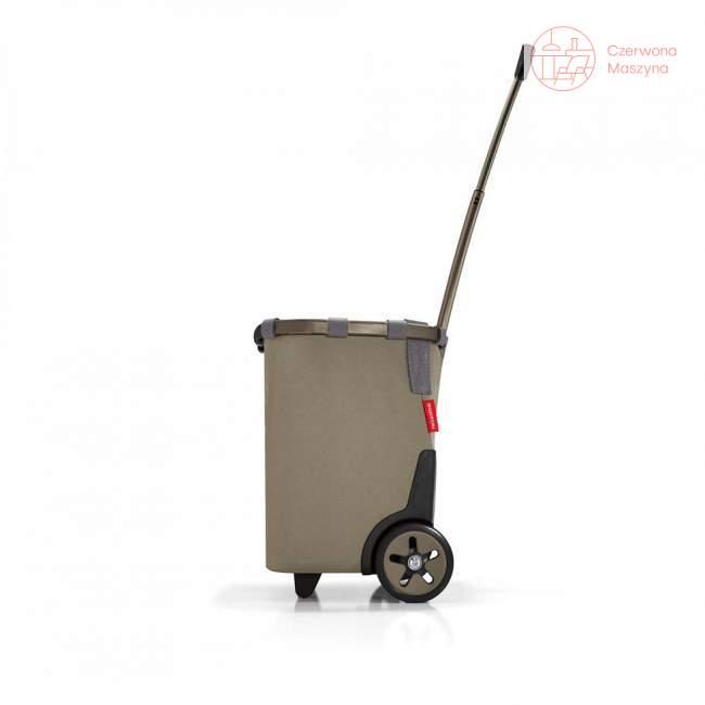 Wózek na zakupy Reisenthel Carrycruiser, 40 l, oliwkowy