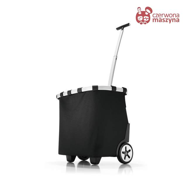 Wózek na zakupy Reisenthel Carrycruiser 40 l, black