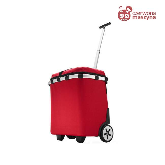 Wózek na zakupy Reisenthel Carrycruiser iso 40 l, red