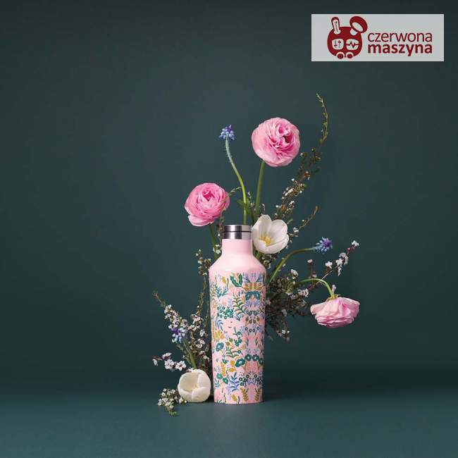 Butelka termiczna Corkcicle Rifle Paper - Lively Floral 475 ml