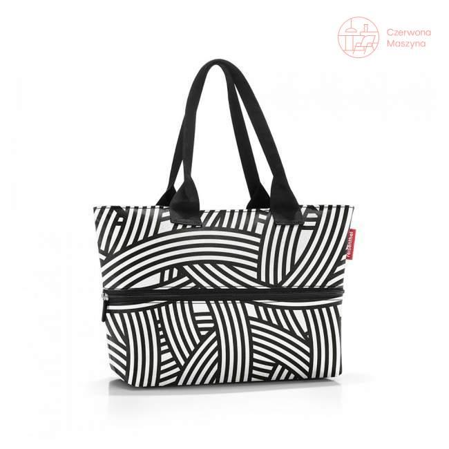 Torba shopper e1 Reisenthel zebra, 18 l