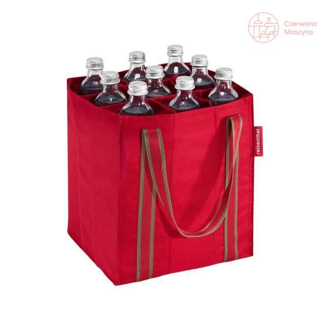 Torba na butelki Reisenthel Bottlebag, red stripes