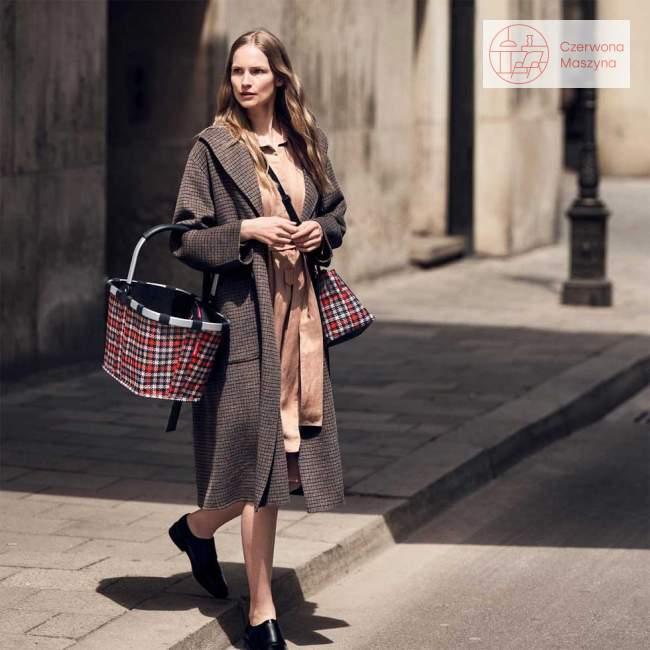 Torba na zakupy Reisenthel Shopper XS 4 l glencheck red