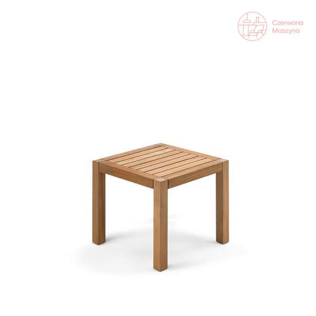 Kwadratowy stolik ogrodowy Skagerak Square 46 cm