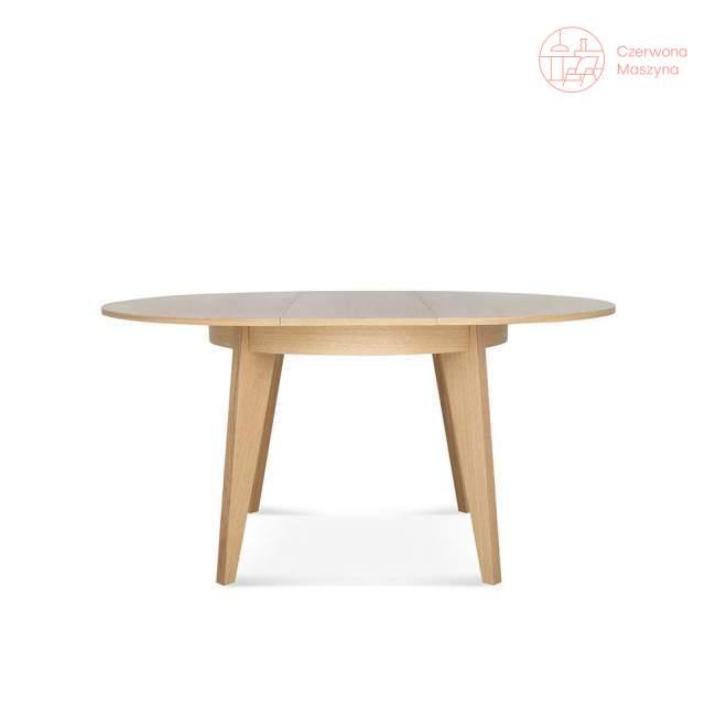 Stół Fameg Senales, dąb, okrągły