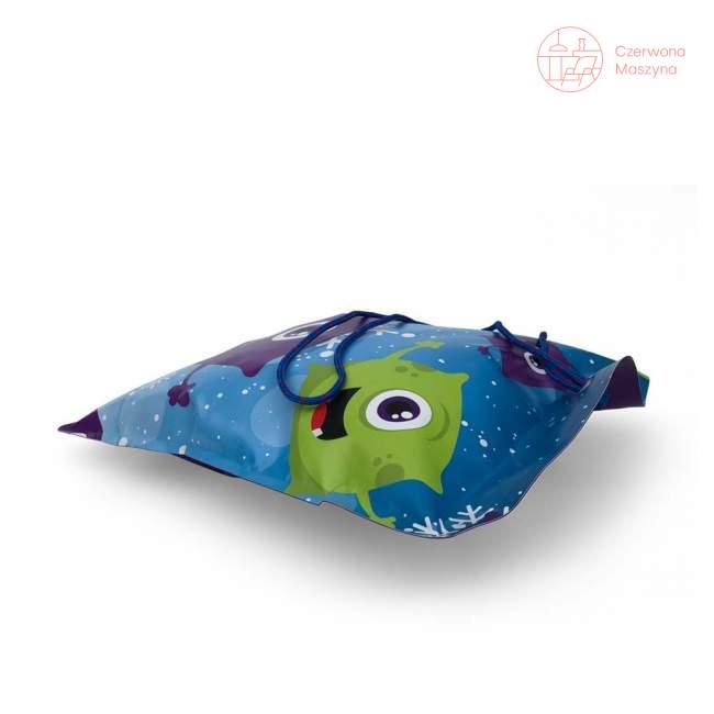 Poduszka outdoorowa Telesforki, fioletowa, Kto to kupi