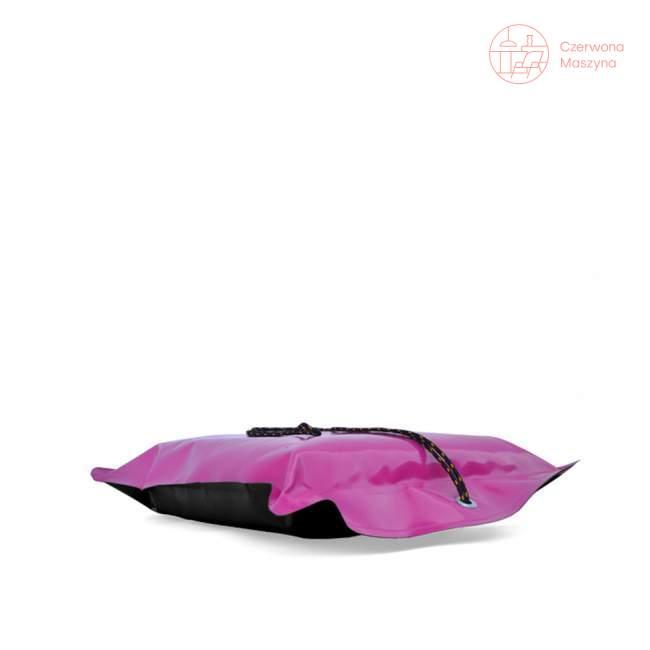 Poduszka outdoorowa Telesforki różowo-czarna, Kto to kupi