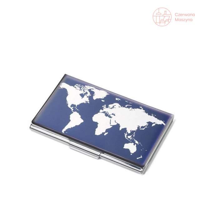 Wizytownik Troika Weltkarte