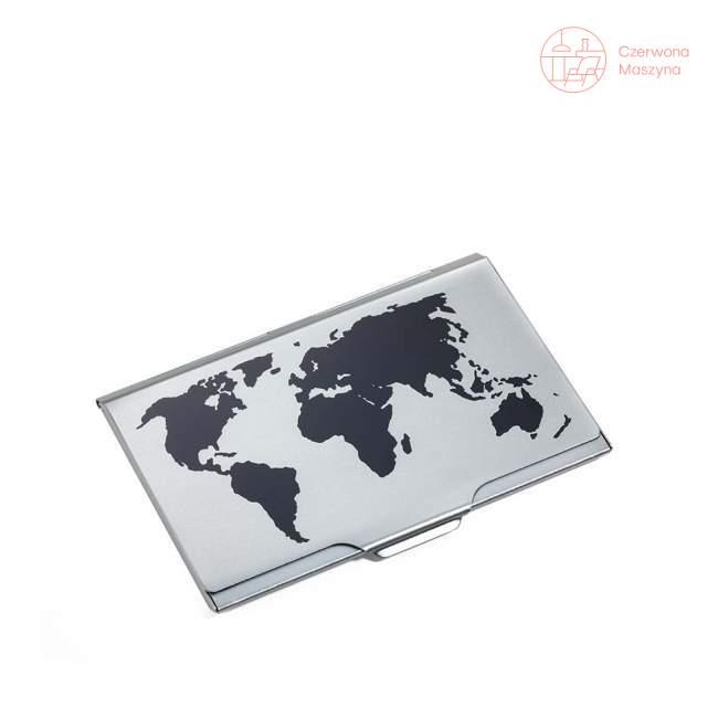 Wizytownik Troika Global Contacts Czarne