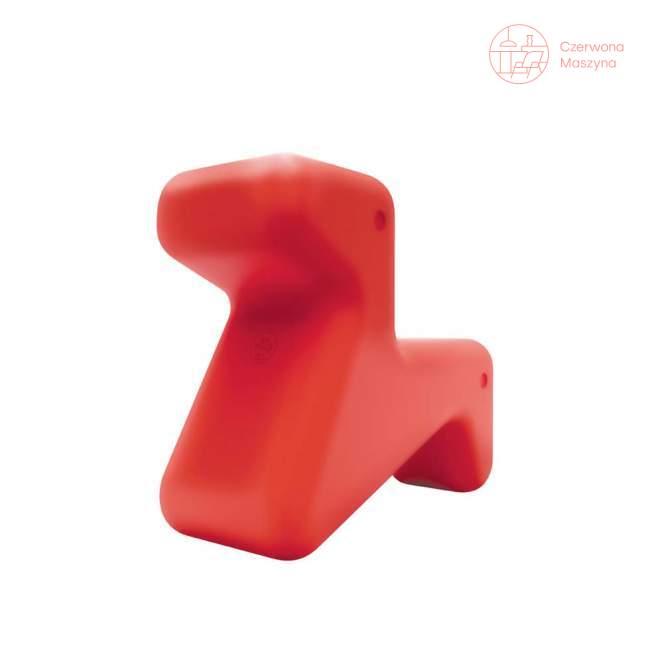 Siedzisko dla dzieci Alessi Doraff, czerwone