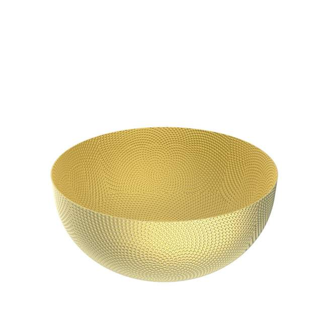 Misa Alessi Ufficio Tecnico Ø 29 cm, złota