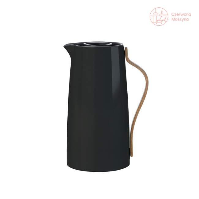 Termos do kawy Stelton Emma 1,2 l, czarny