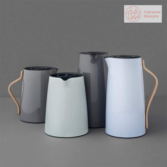 Termos do herbaty Stelton Emma 1 l, jasnoszary