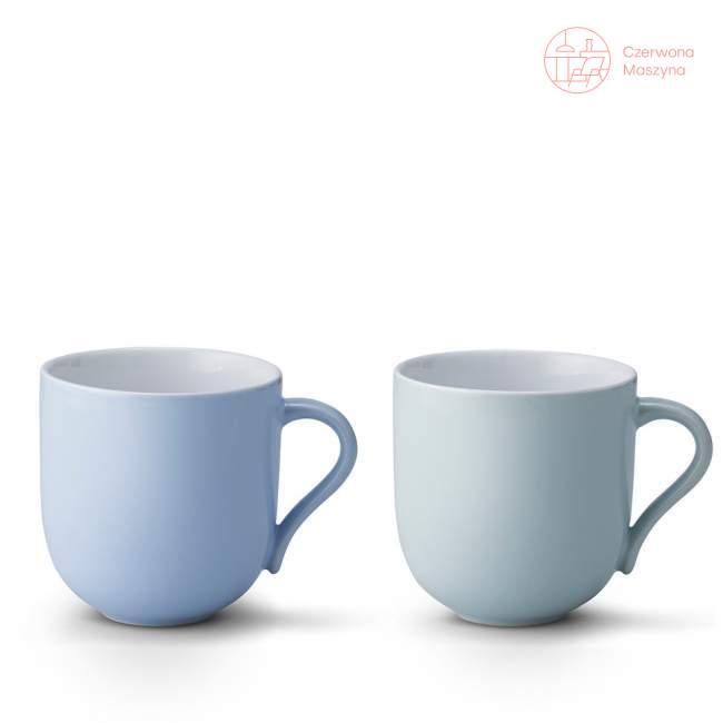 2 Kubki Stelton Emma 0,38 l, niebieskie