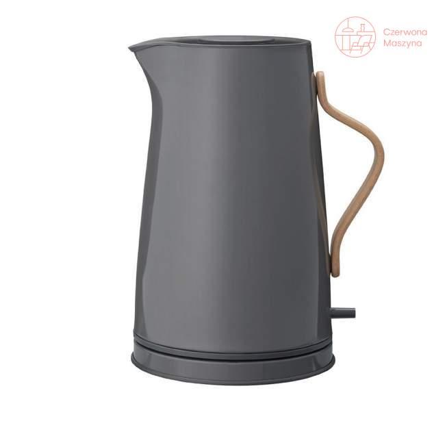 Czajnik elektryczny Stelton Emma 1,2 l, szary