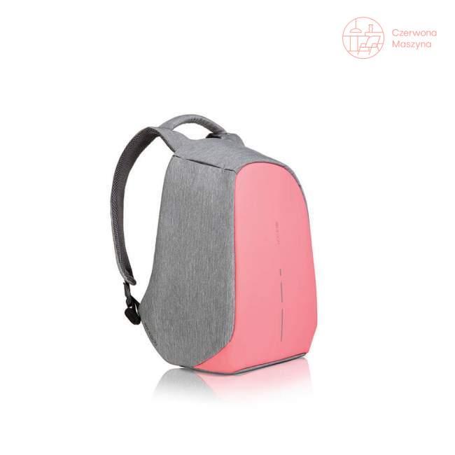 Plecak antykradzieżowy XDDesign Bobby Compact różowy