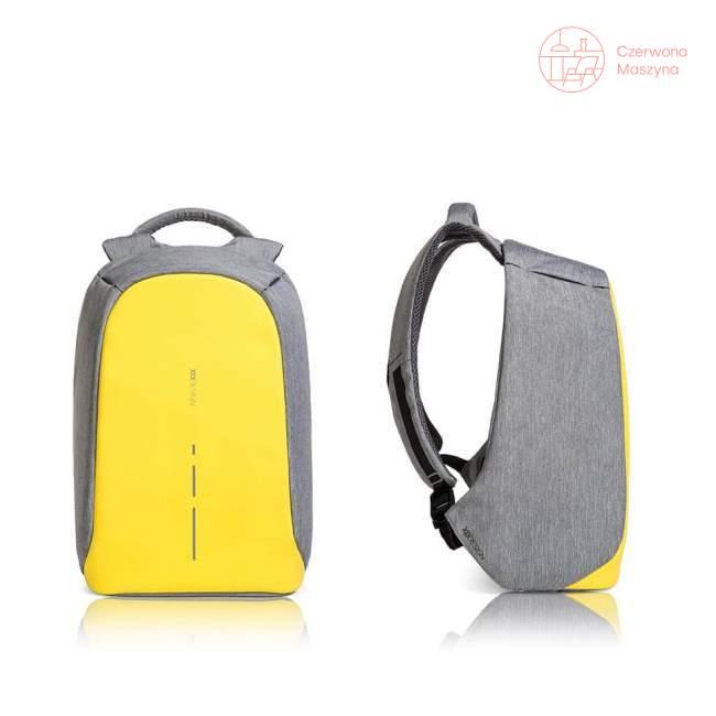 Plecak antykradzieżowy XDDesign Bobby Compact żółty