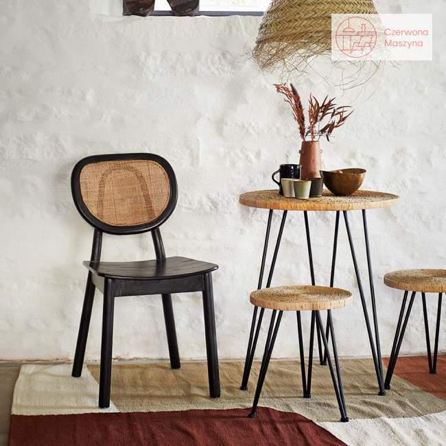 Krzesło Madam Stoltz, black