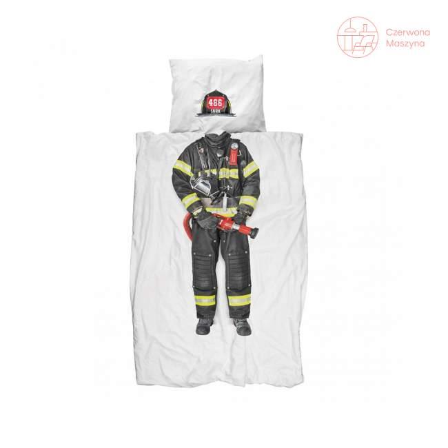 Pościel Snurk Firefighter 135 x 200 cm