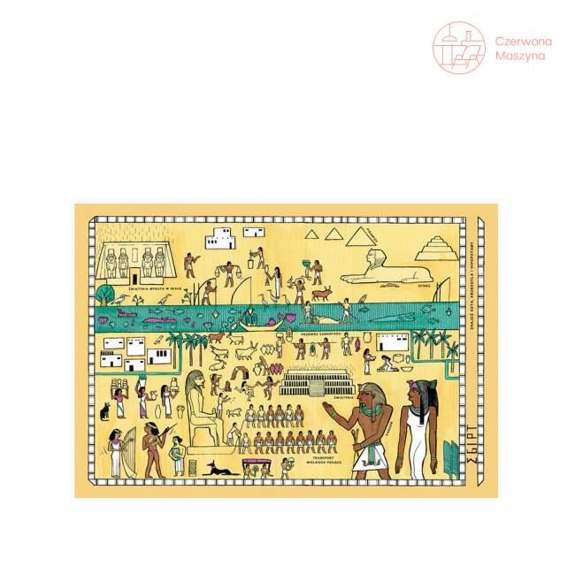 Książeczka obrazkowa Zuzu Toys Krótka Historia Starożytnych Cywilizacji