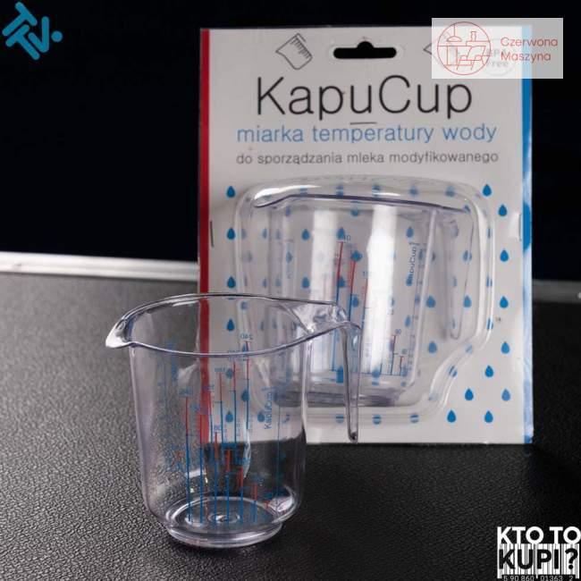 Miarka temperatury wody KapuCup, Kto to kupi