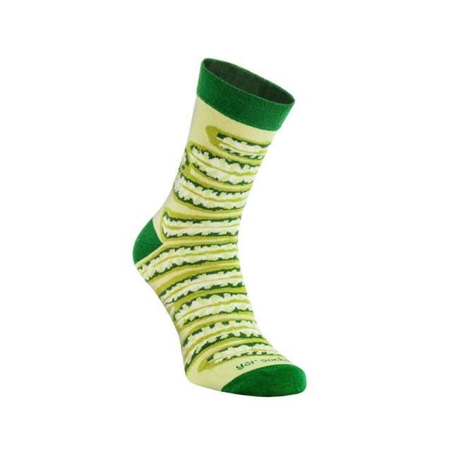 Skarpetki Rainbow Socks, ogórki w słoiku 41-46 (L), Kto to kupi