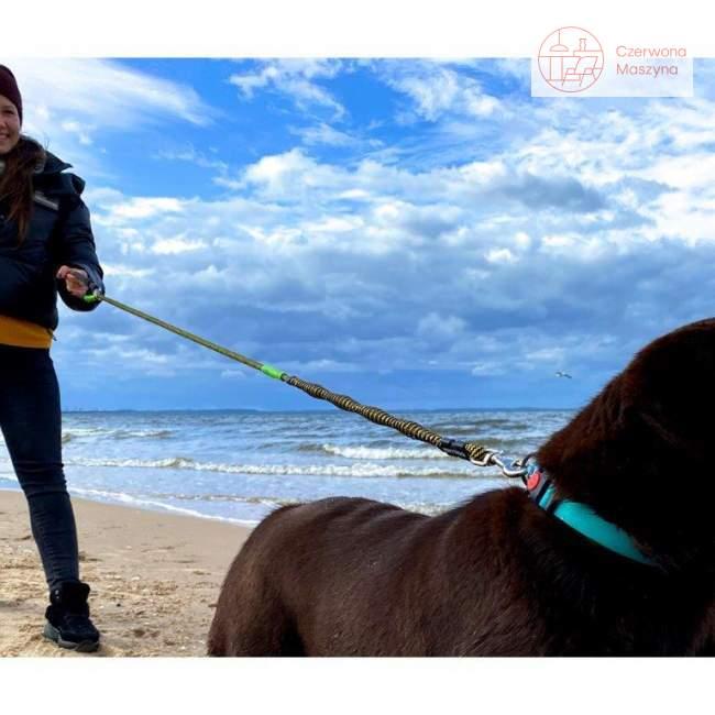Smycz dla psa z amortyzatorem Idealeash 2.0 Trekking Maxi, Kto to kupi