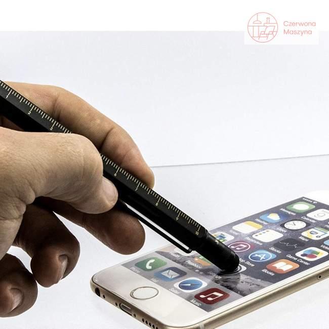 Długopis wielozadaniowy Troika Construction czarny