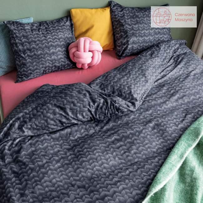 Pościel Snurk Twirre cotton 135 x 200 cm, charcoal