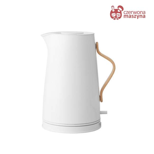 Czajnik elektryczny Stelton Emma 1,2 l, biały