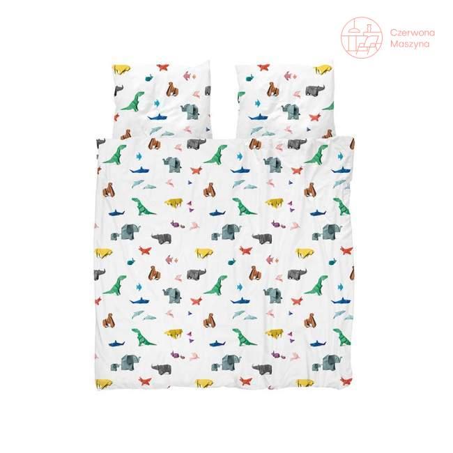 Pościel Snurk Paper Zoo 200 x 200 cm