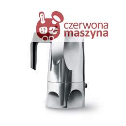 Kawiarka do espresso Alessi Ossidiana 150 ml